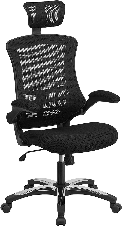 Flash furniture high back mesh chair