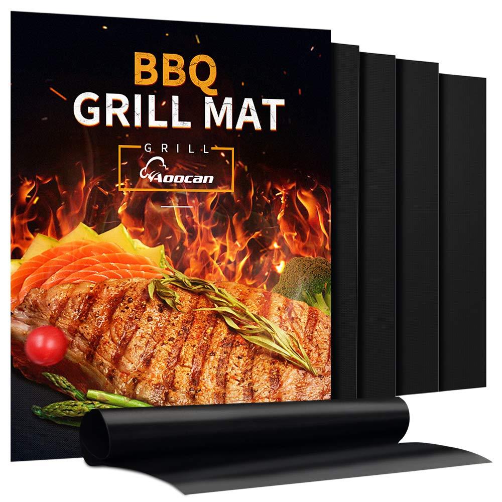 Aoocan grill mat