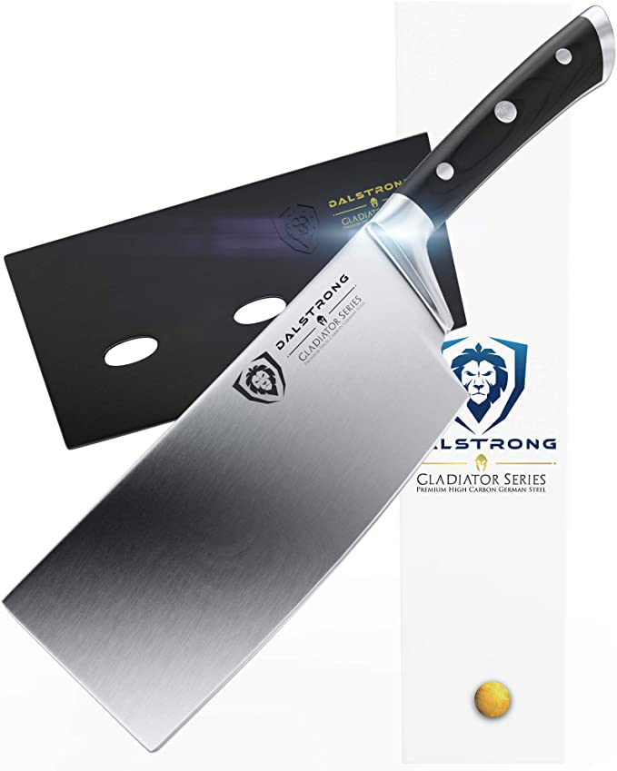 Dalstrong cleaver