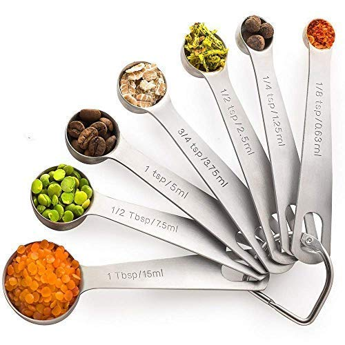 Palada measuring spoons – measuring spoon sets