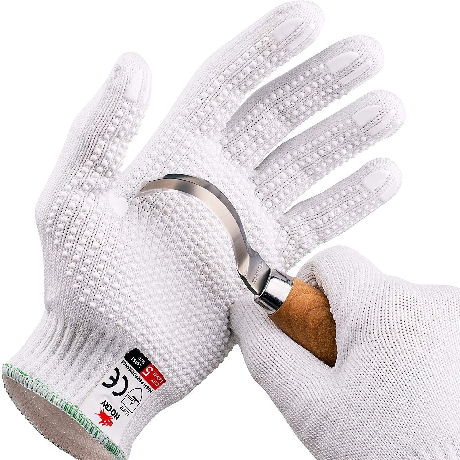 Nocry nocry3m protective work gloves